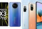 Poco X3 Pro vs Redmi Note 10 Pro Max